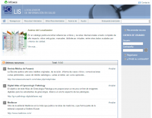 Localizador de Información en Salud - Cuba